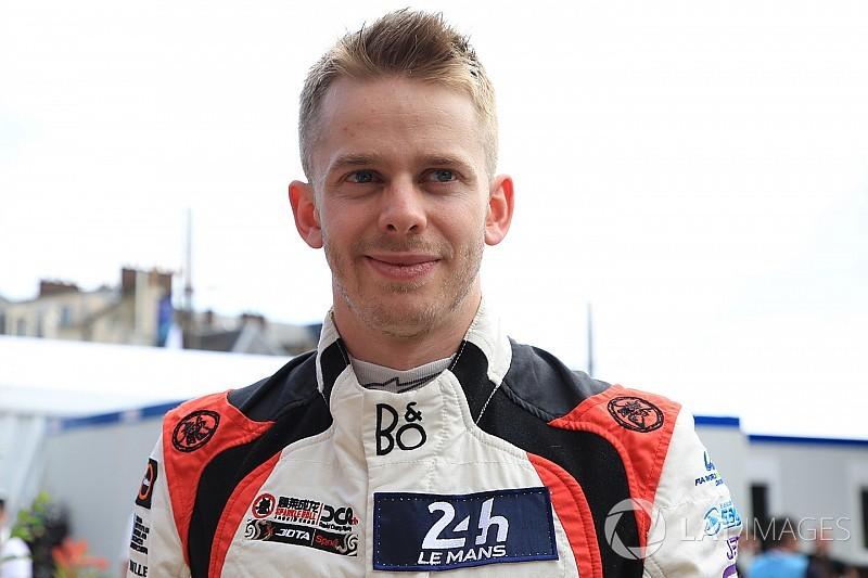 Алекс Брандл вошел в состав Manor в LMP1