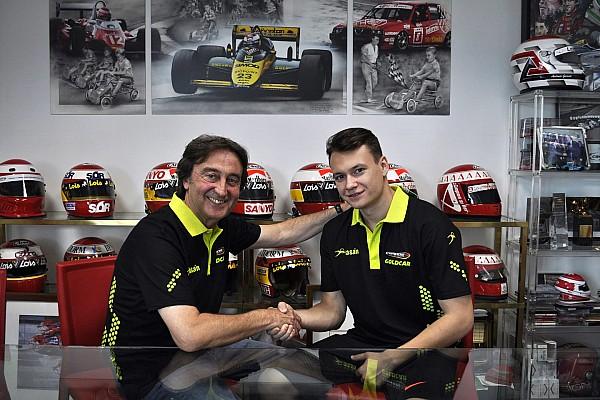 FIA F2 Visoiu gets Campos F2 seat for rest of the season