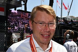 Formel 1 News Mika Häkkinen: Entschlossenheit brachte mich nach Crash in F1 zurück