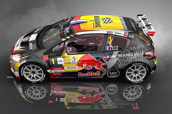 Fotogalerie: die Farben des Peugeot 208 T16 R5 von Sébastien Loeb