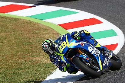 MotoGP 'Suzuki tiene que hacer algo con Iannone', por Randy Mamola