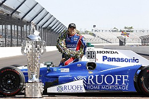 IndyCar Breaking news Borg-Warner Trophy heads to Japan for first ever trip outside USA