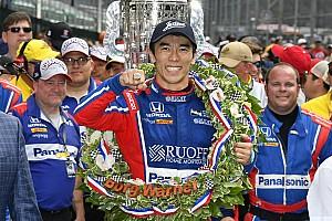 IndyCar Breaking news Sato harap kemenangan di Indy 500 menginspirasi pembalap muda Jepang
