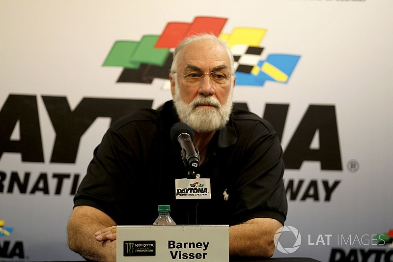 Furniture Row owner Barney Visser back at the track after heart attack