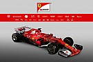Formula 1 Ferrari presents its 2017 F1 car, the SF70H