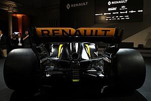 F1 Noticias de última hora VIDEO: el sonido del motor Renault de F1 para 2018