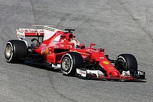F1 Reporte de pruebas Vettel lidera, Bottas domina y Alonso sufre en la primera mañana de test