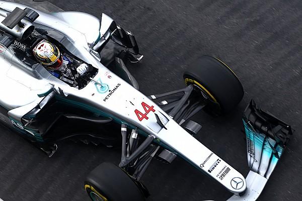F1 Top List GALERÍA: Mira el nuevo W08 de Mercedes