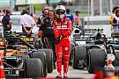 """Vettel: """"Alonso azt mondta, Ferrari-rajongó, de ma nem úgy viselkedett…"""""""