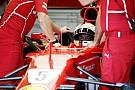 Vettel au tapis dès la Q1!