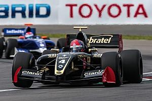 Formula V8 3.5 Reporte de calificación Fittipaldi logra doblete de poles y Celis saldrá tercero