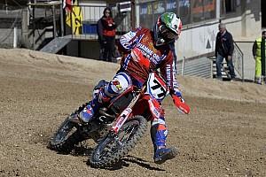 Motocross Italiano Gara Alessandro Lupino vince e convince nella MX1 a Cingoli