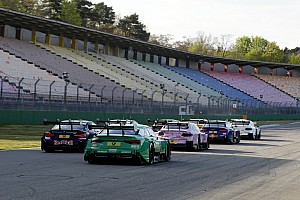DTM Breaking news Berger: 18 cars the