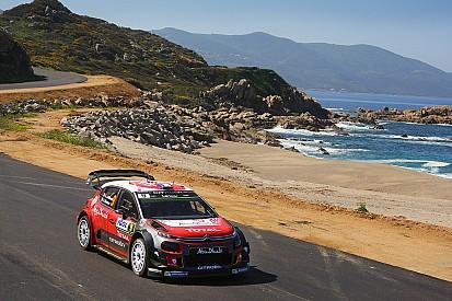 WRC Le tour du monde de Gabin Moreau :  Corse
