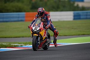 Superbike-WM News Jonathan Rea: Honda-Probleme in der Superbike-WM auch auf Fahrer zurückzuführen