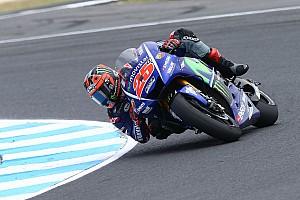MotoGP テストレポート 【MotoGP】豪テスト2日目:ビニャーレス唯一の1分28秒台でトップ