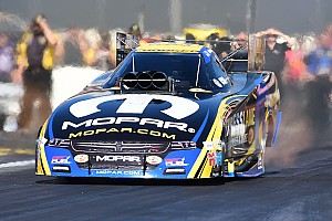 NHRA Qualifying report Hagan, Kalitta, Anderson and M. Smith secure No. 1 qualifiers Saturday in Norwalk