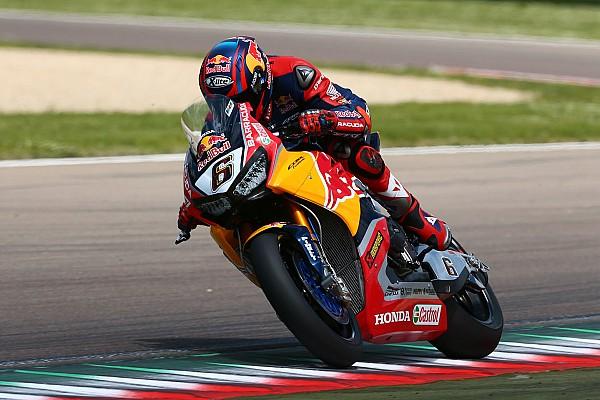 World Superbike Honda não leva substituto para vaga de Hayden em Donington