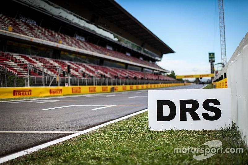La FIA rallonge une zone DRS à Barcelone
