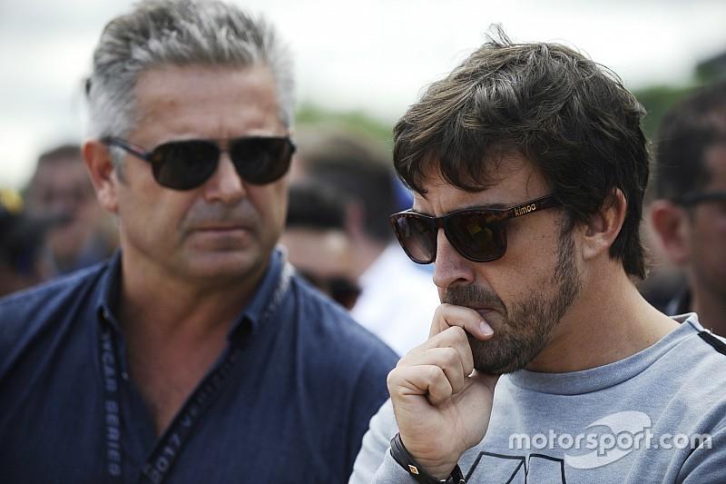 Де Ферран рассказал о подготовке Алонсо к «Инди-500»