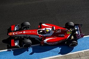 FIA F2 Новость Ошибка команды едва не стоила Леклеру досрочного титула