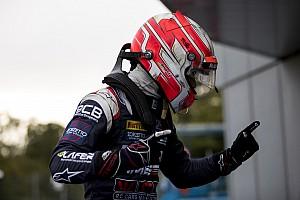 FIA F2 Отчет о гонке Гьотто выиграл вторую гонку Ф2 в Монце