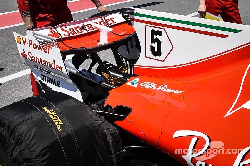 Ferrari: le soluzioni di venerdì non sono bocciate, erano test per l'Austria