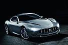 L'électrique chez Maserati, c'est pour bientôt!