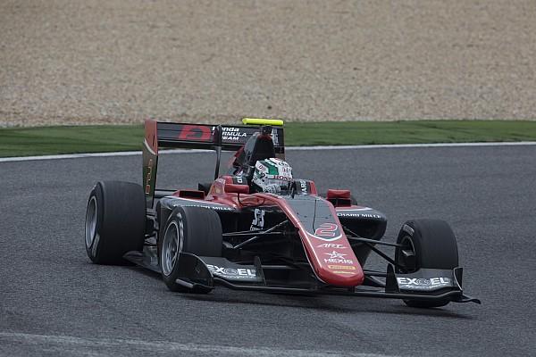 Fukuzumi, Barcelona GP3 testinin ilk gününde lider