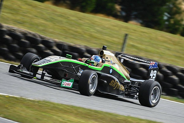 Other open wheel Randle stripped of Teretonga TRS win