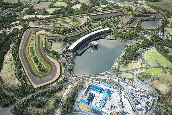 General Breaking news New £29m circuit in Northern Ireland gets go-ahead