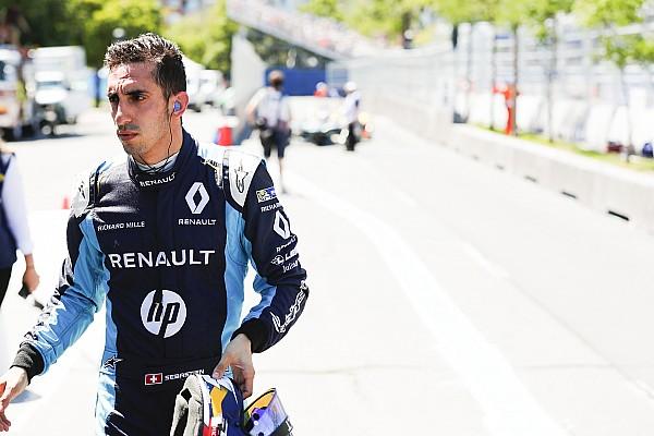 Formel-E-Pilot Sebastien Buemi: