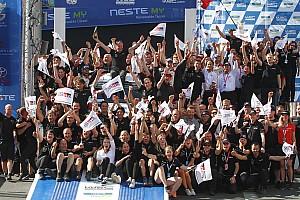 WRC 速報ニュース トヨタ社長、WRC参戦1年目を締めくくり「来年はさらに高みを目指す」