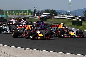 Fórmula 1 Noticias Daniel Ricciardo dice que se solucionarán los errores de Verstappen