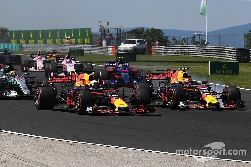 "Ricciardo sebut Verstappen sebagai ""pecundang"" usai bersenggolan"