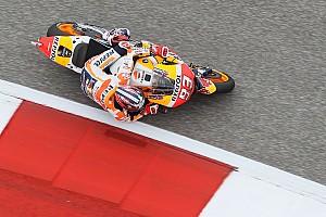 MotoGP Отчет о тренировке Маркес показал лучшее время на разминке в Остине
