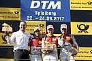 Victoria de Ekstrom para alejarse en el campeonato del DTM