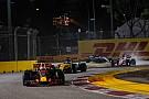 Ricciardo örül az átlagos rajtjának, mert így megúszta a szingapúri balhét