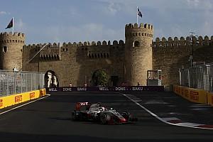 Formula E Breaking news Baku would be