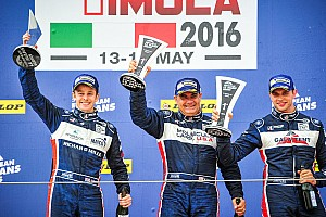 European Le Mans Race report United Autosports scores second consecutive ELMS victory