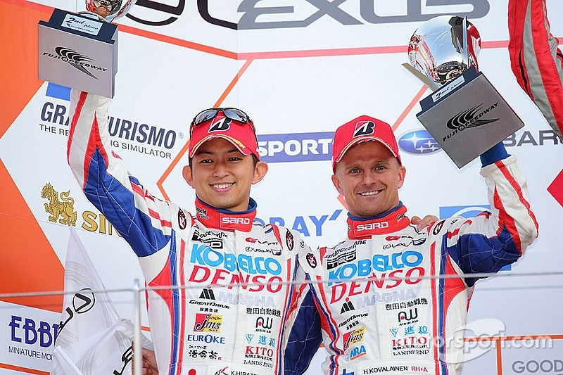 Kovalainen claims maiden Super GT title