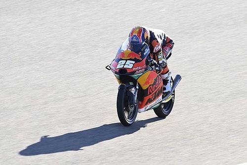 Moto3 - Teruel: Raúl Fernández repite pole en Motorland