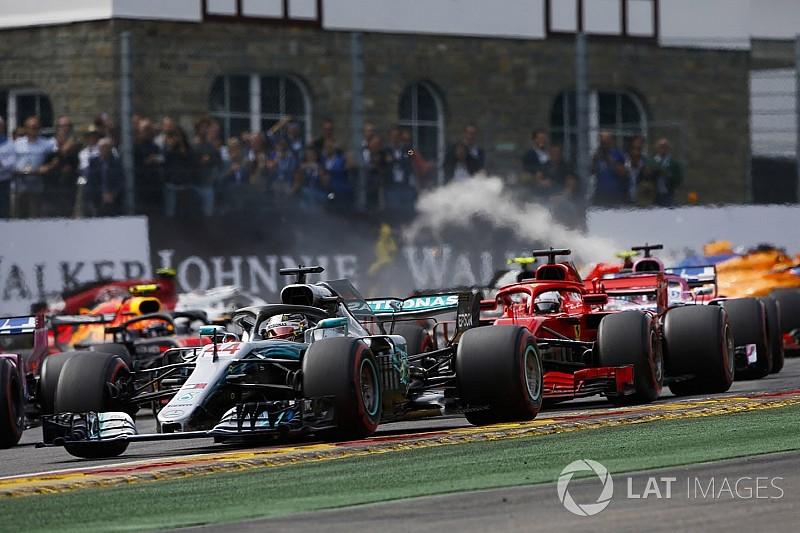 GP de Belgique : ce qu'ont dit les pilotes