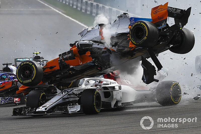 Why F1's halo debate must end after Spa crash