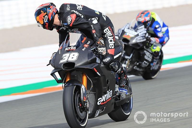 GALERI: Tes MotoGP Valencia hari pertama