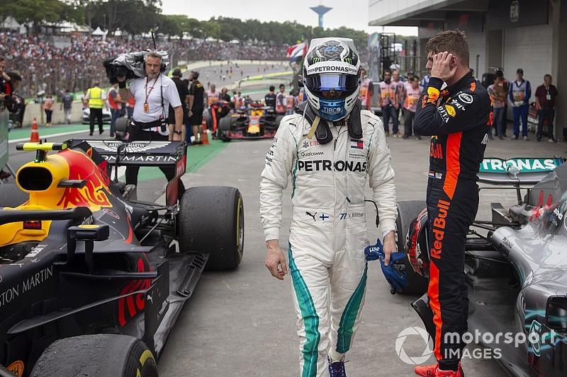 Другий сезон із Mercedes став гіршим за дебют у Ф1 — Боттас