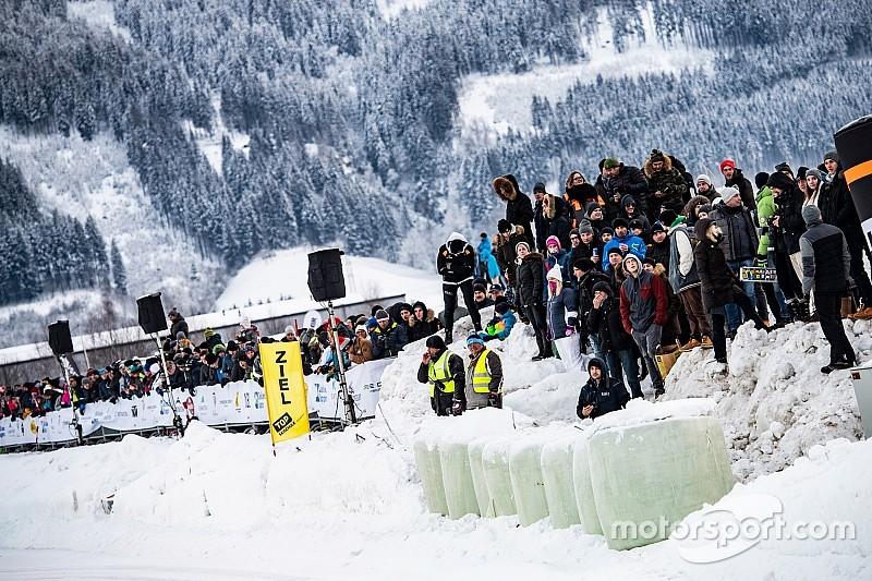 Így jég-ralizik Alonso: videó