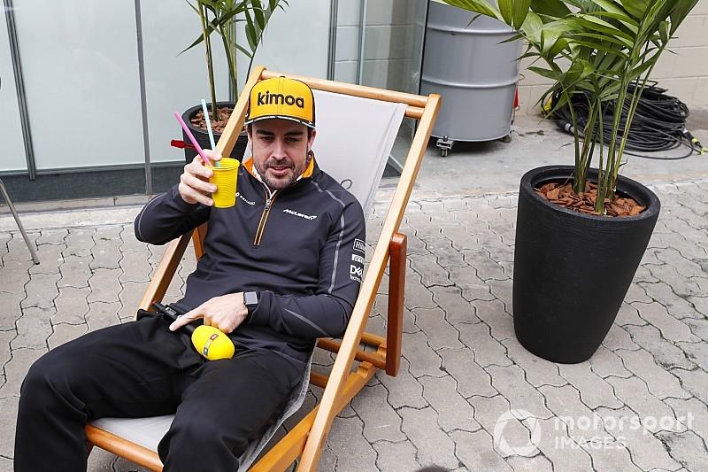 A McLaren nyár óta 2019-re tesztel, Alonso szerint 2021-től sokkal jobb lesz a Forma-1
