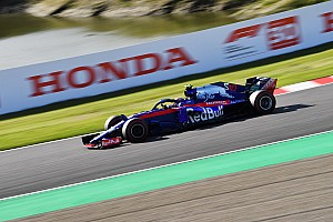 La power unit Honda cresce: la Red Bull gongola e la McLaren