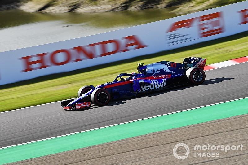 Red Bull: La unidad de potencia Honda ha ido al alza